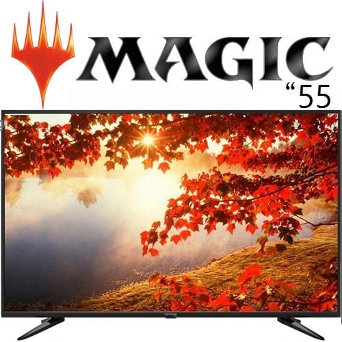 تلویزیون 55 اینچ مجیک مدل MT55D2800