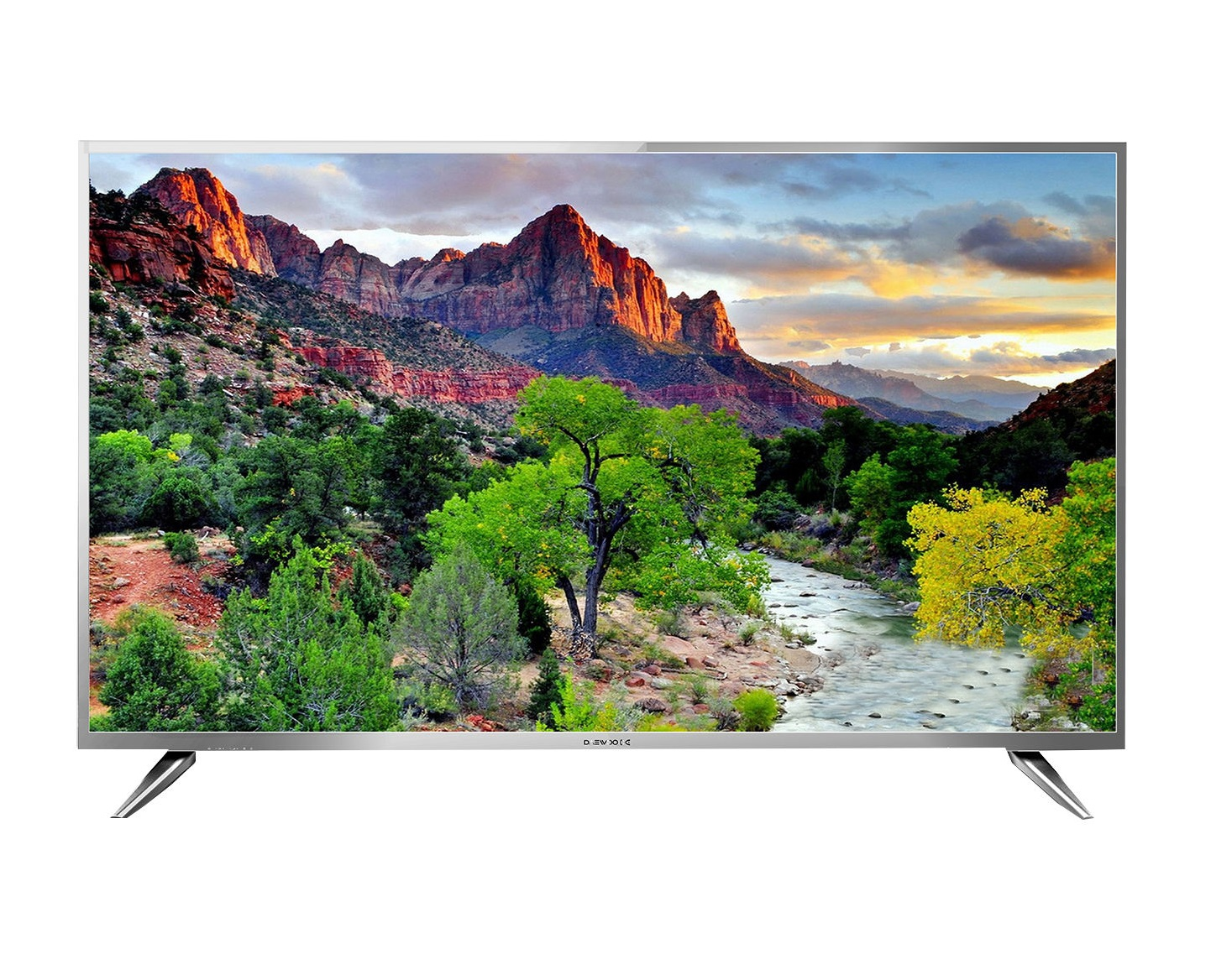 تلویزیون ال ای دی دوو سایز 55 اینچ مدل DLE-55H1900U
