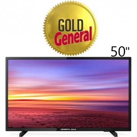 تلویزیون ال ای دی جنرال گلد 50 اینچ