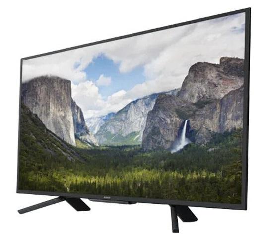 تلویزیون 50 اینچ و full hd سونی مدل 50w660f