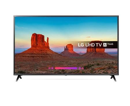تلویزیون 43 اینچ ال جی مدل uk6300
