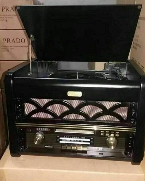 رادیو گرام P۰۵۵E