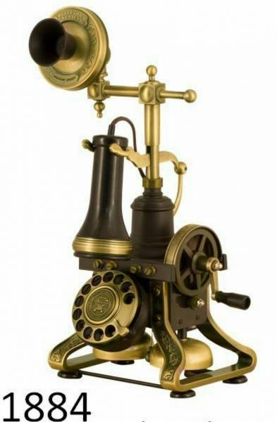 تلفن طرح قدیمی مدل تک گوشی مایر کد 1884