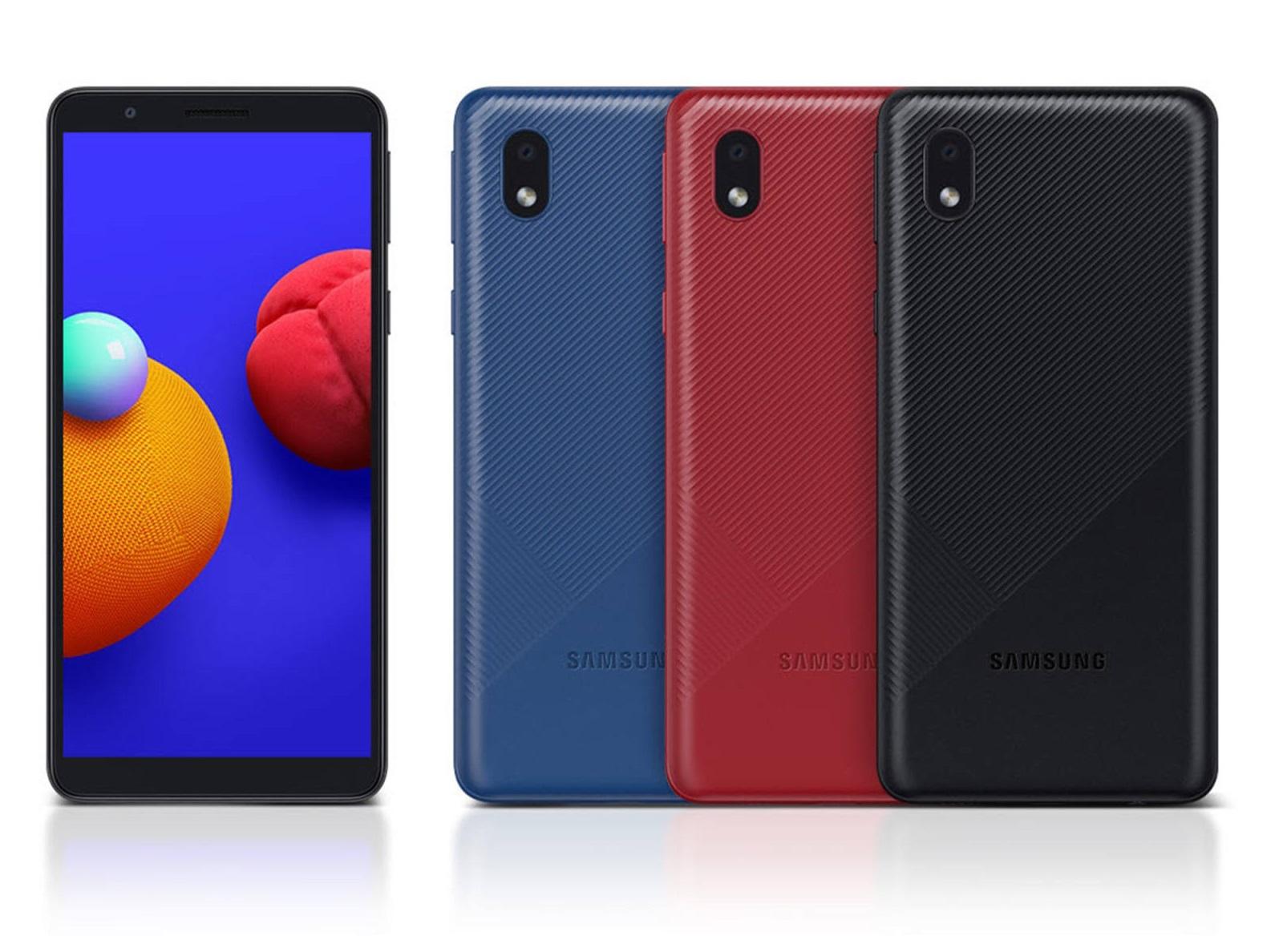 گوشی سامسونگ مدل a01 core