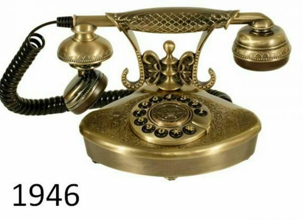 تلفن آنتیک ۱۹۴۶