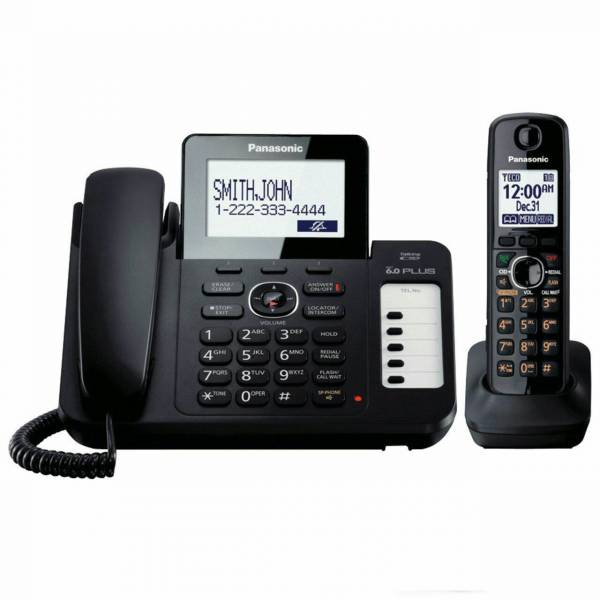 تلفن ثابت و بیسیم پاناسونیک