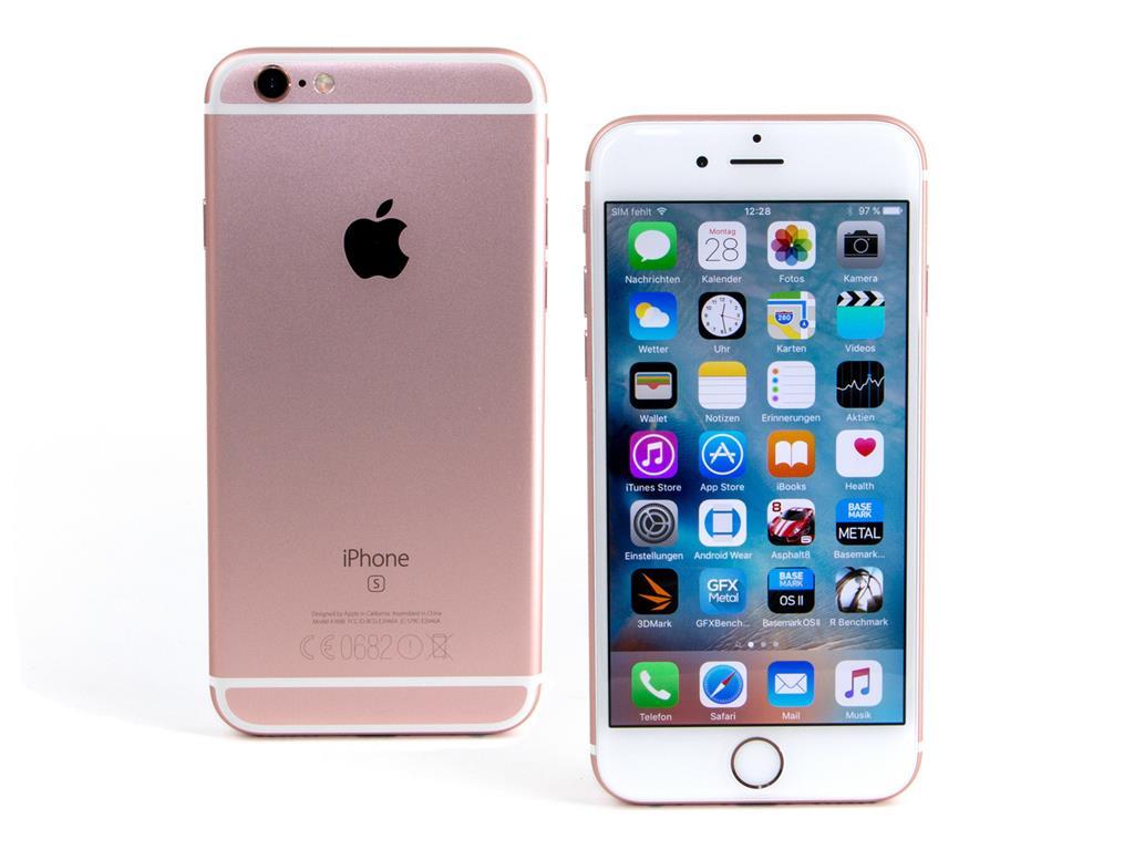 آیفون 6 اس پلاس اپل