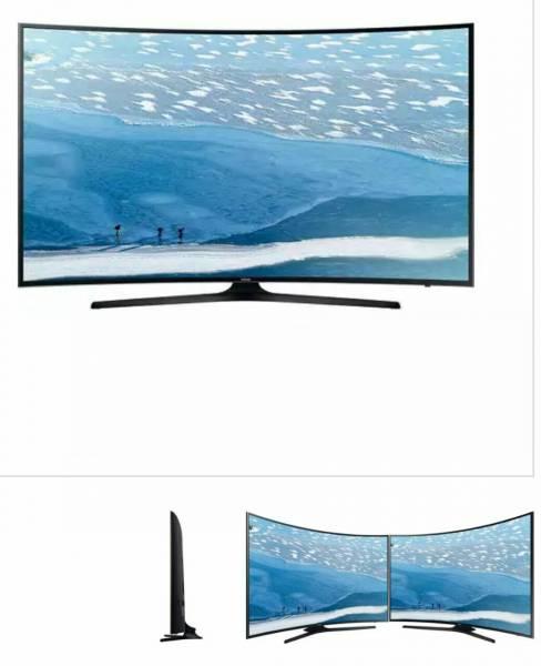 تلویزیون سامسونگ 50اینچ ku7350