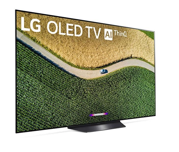 تلویزیون اولد 55 اینچ ال جی مدل 55B9